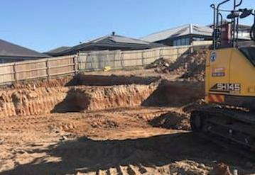 site cut canberra